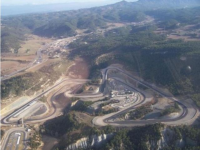 Circuito Parcmotor de Castellolí