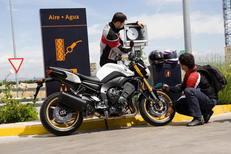 Pon a ponte las suspensiones de tu moto