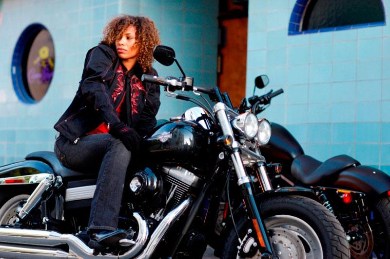Equipamiento Harley Davidson para mujer, otoño e invierno