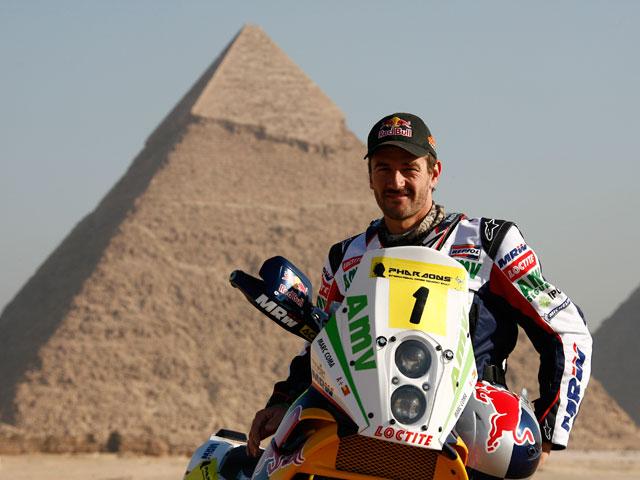 Marc Coma se adjudica el Rally de los Faraones