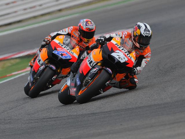 Dani Pedrosa: Tenemos que preparar muy bien la moto, es un circuito muy técnico