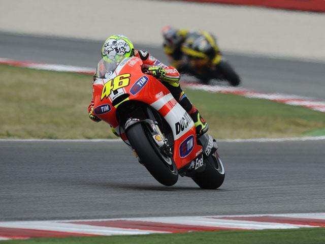 Valentino Rossi: Tenemos mejores expectativas que en otras carreras