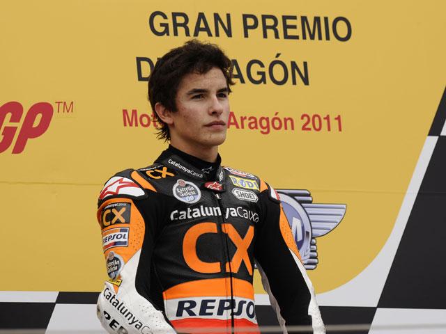 Galería de 125 cc y Moto2 del Gran Premio de Aragón