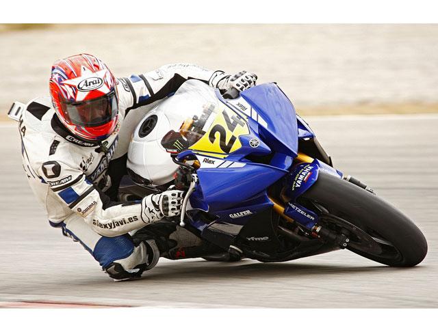 "La Yamaha Challenge ""R"" Metzeler en Albacete"
