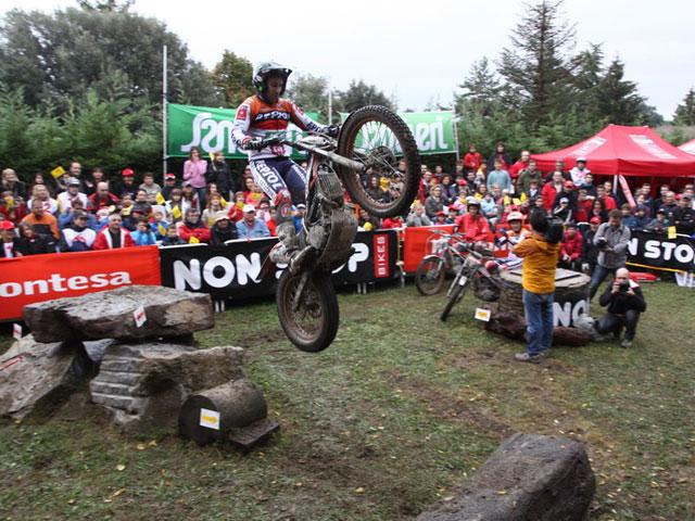 Montesada 2011: Homenaje a los Campeones del Mundo de Trial