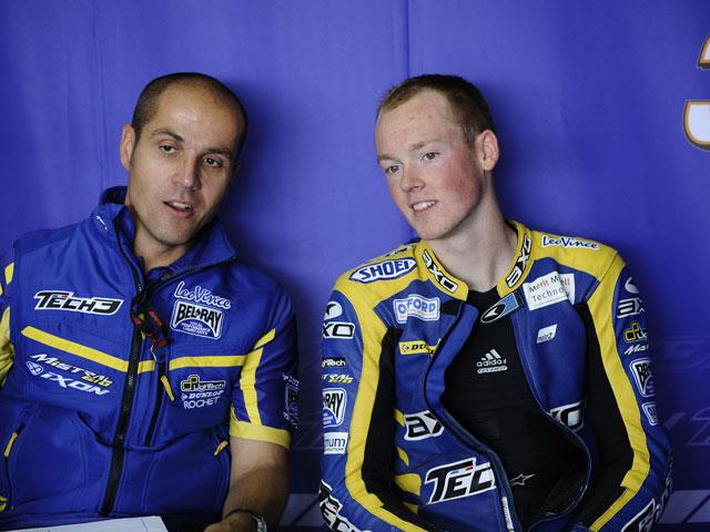 Bradley Smith correrá en MotoGP en 2013