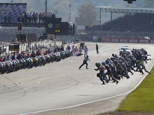 SRC Kawasaki se lleva la victoria en las 24 horas de Le Mans