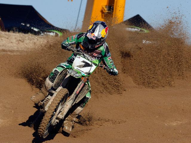 Jonathan Barragán, Campeón de España de Motocross