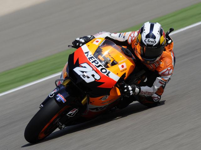 Dani Pedrosa: Aun no he ganado en Motegi en MotoGP, es una motivación extra