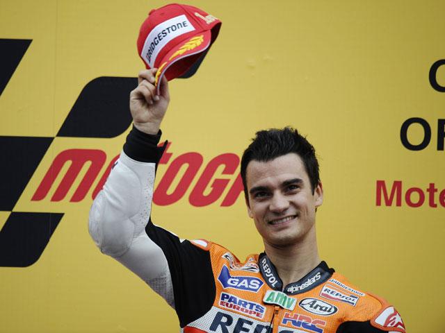 Dani Pedrosa: Estoy super contento con esta victoria