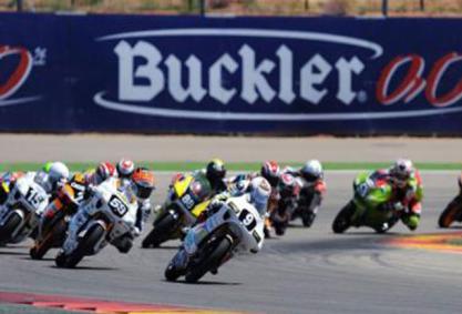 Calendario para el Campeonato de España de Velocidad Buckler 2012