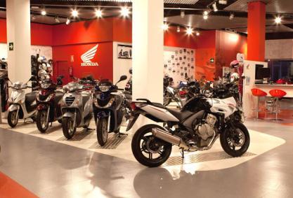 Montesa Honda anuncia su primer concesionario HondaONE