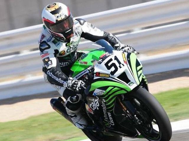Barragán debutará en el Mundial de Superbike