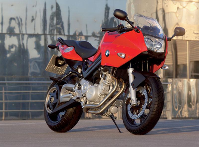 BMW F 800 S y ST