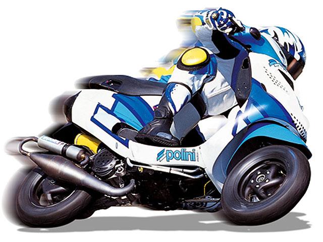 Nuevo embrague Polini Speed Clutch