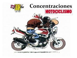 Publica tu concentración en Motociclismo.es