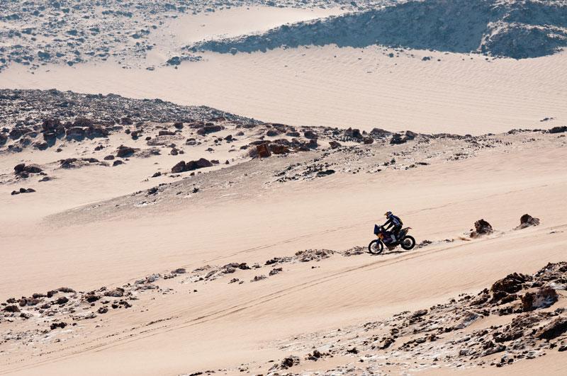 Las listas para el Dakar 2012 ya están cerradas