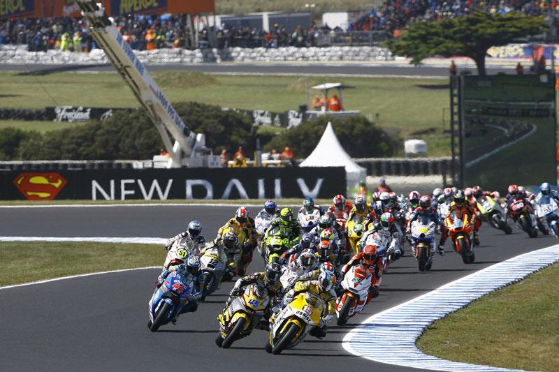 Ya son oficiales las listas de equipos de Moto2 y Moto3 para 2012