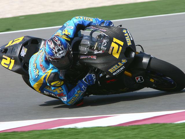 Hopkins estará en el GP de Qatar