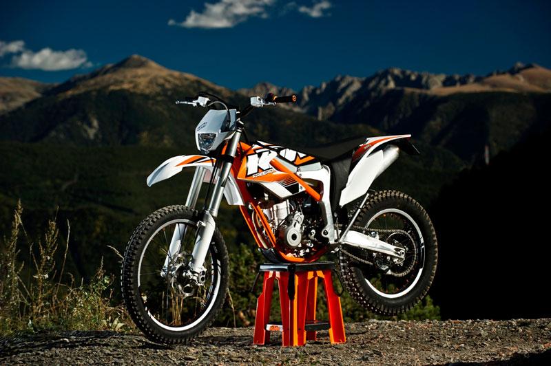 KTM Freeride 350