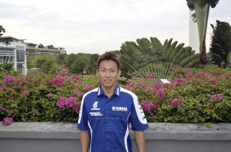 Katsuyuki Nakasuga reemplazará a Lorenzo en Malasia