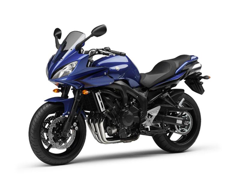 Yamaha FZ6 S2 Fazer