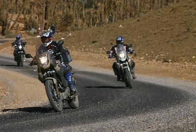 La siniestralidad en las motocicletas se reduce en un 39% en 10 años