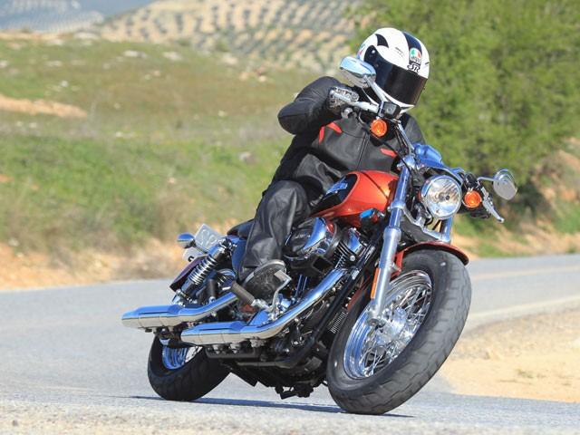 Solución a las Harley Davidson paralelas