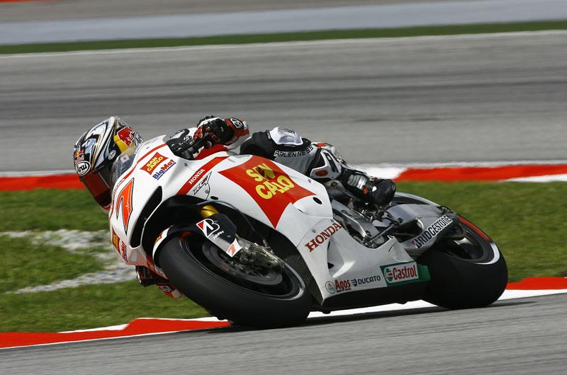 Los pilotos de Gresini correrán en el Gran Premio de Valencia