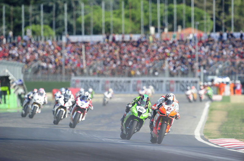Leon Camier correrá con Suzuki en el Mundial de Superbike