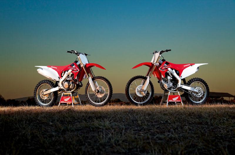 Honda CRF 250/450R