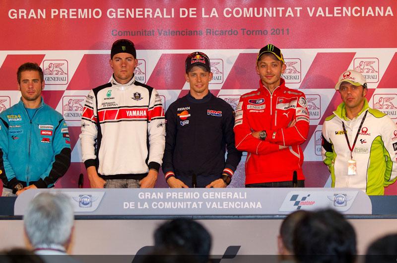 Valentino Rossi: Correr es la mejor manera de recordar a Marco