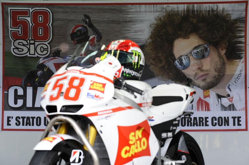 El circuito de Misano llevará el nombre de Marco Simoncelli