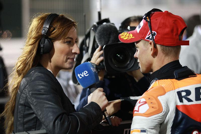 Televisión Española se despide del Mundial de Motociclismo