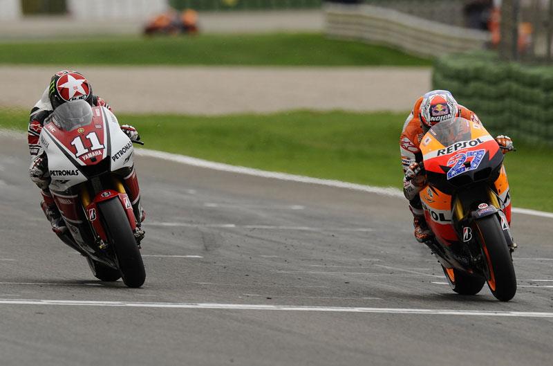 Victoria de Stoner en MotoGP. Galería de fotos