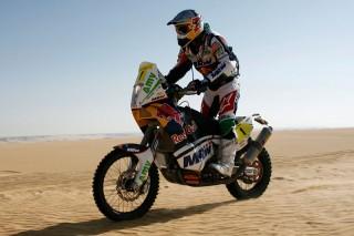 Desvelado el recorrido del Rally Dakar 2012