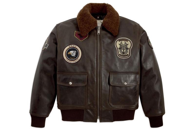 Colección militar de Harley Davidson para 2012