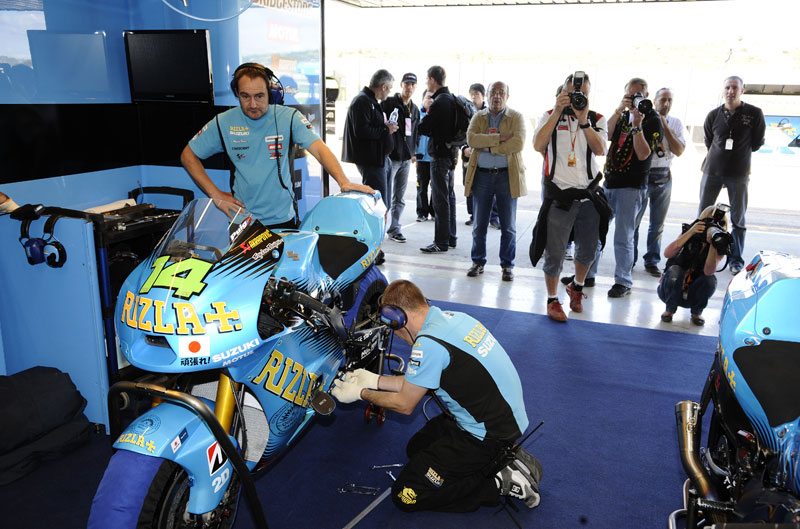 Suzuki podría retirarse del Mundial de MotoGP