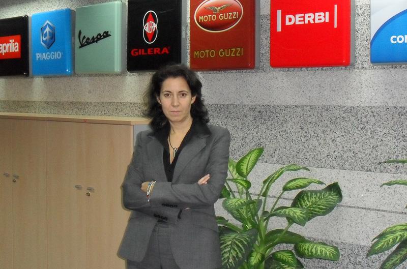 Nombramientos en el Grupo Piaggio España