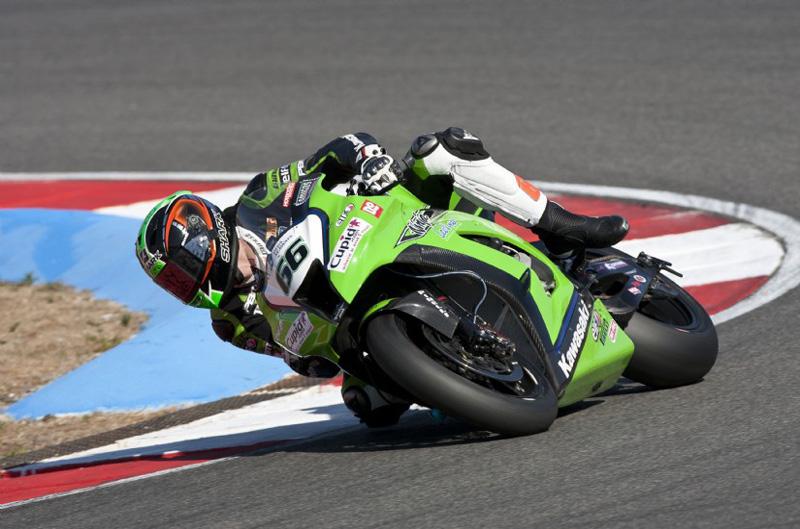 Lascorz y Sykes, con Kawasaki en el Mundial SBK