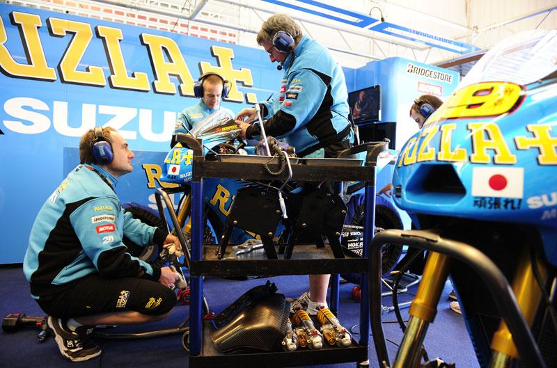Suzuki abandona el Mundial de MotoGP