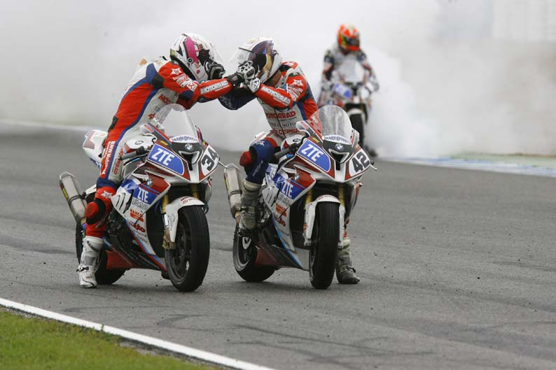 Torres, Silva y Rins, Campeones de España de Velocidad CEV 2011