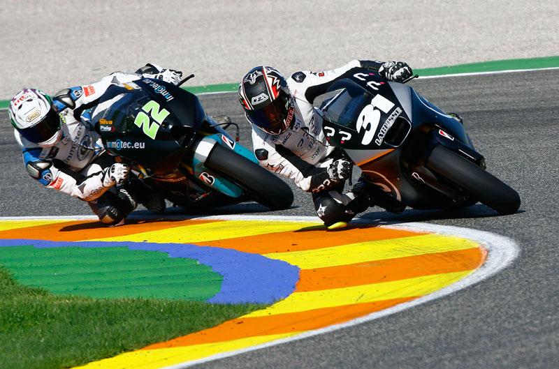 MotoGP 2012 y las CRT