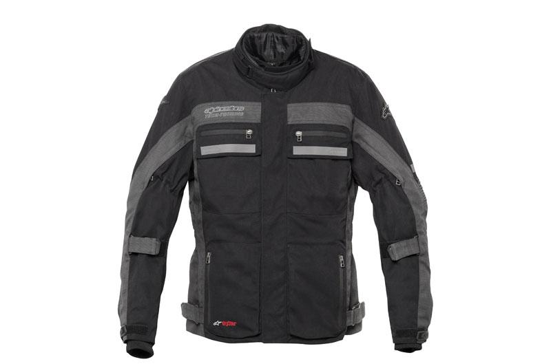 Colección Alpinestars de moto técnica 2012