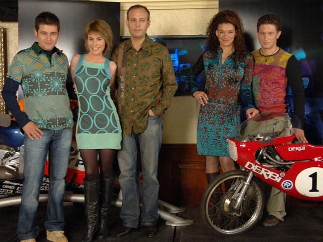 TVE presenta su equipo