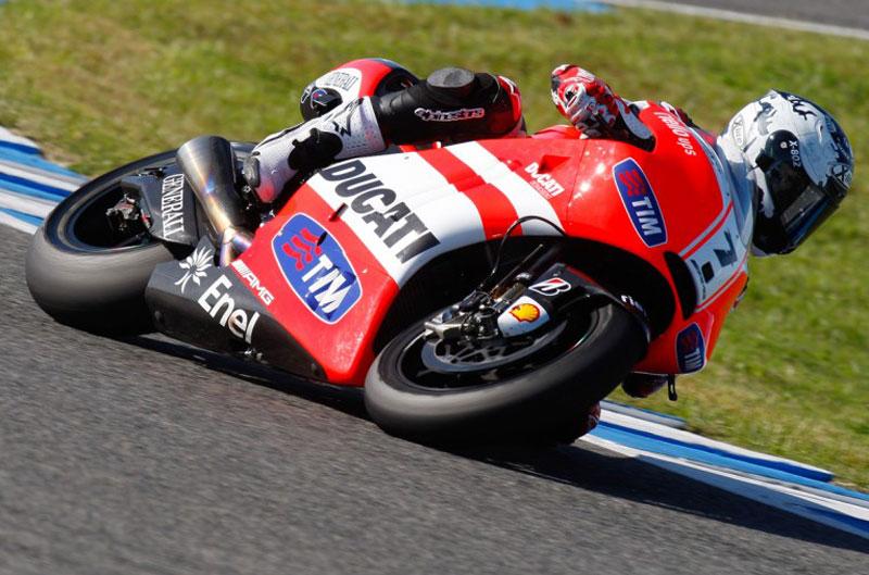 Entrenamietos de MotoGP y Moto2 en Jerez