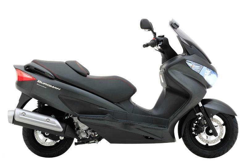 Suzuki Burgman 125/200 Executive negro