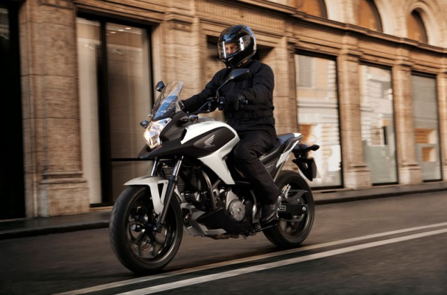 La Honda NC700X ya tiene precio