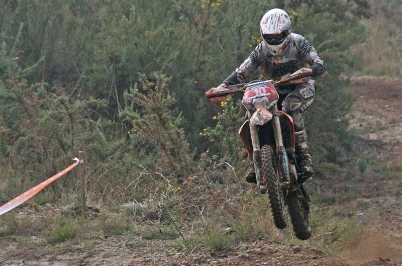 Juan Pérez de la Torre se lleva la primera victoria en el Cross Country