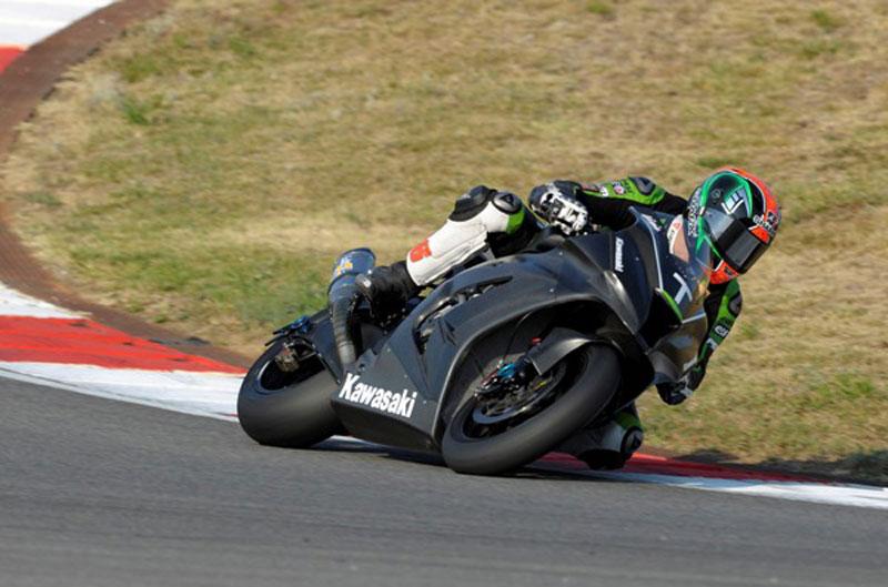 Las Superbike entrenan en Portimao